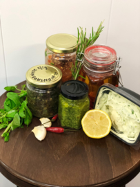Vijzel-Pesto workshop