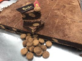 Brownie noten en rozijnen 8 of 16 stuks