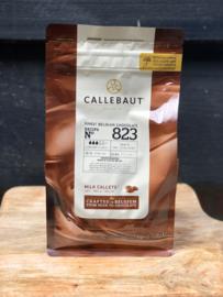 Chocoladedruppels Callebaut melk