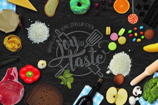 Joy of Taste kitchen