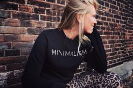 Minimalism | Black Leopard Edition