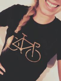 Bike Gold | Black