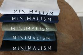 Minimalism T-Shirt Men | Choose your favorite colour