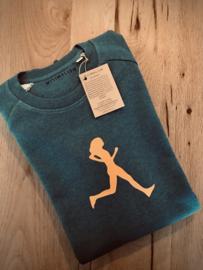 Run | Hike | Organic Woman Sweater