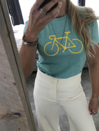 Bike Yellow | Bianchi Mint Groen