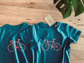 Bike Pink | Petrol