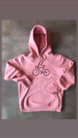 Hoodie Unisex | Rose | Bike