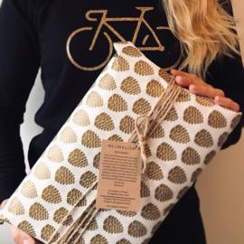 Solid Gold Bike   Black