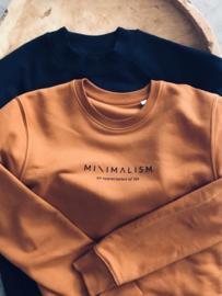 Minimalism | Men Autumn Rusty Unisex
