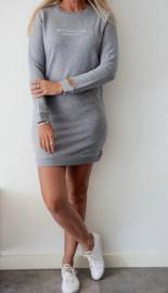 Minimalism | Grey Dress