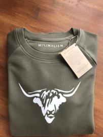 Men Sweater | Schotse Hooglander