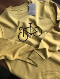 Bike Yellow - Sweatshirt
