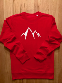 Mountain | Bright Red