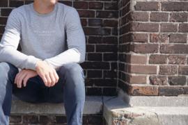 Minimalism | Men Grey
