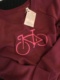 Bike Pink | Winter Red