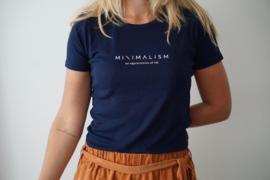 Minimalism | Navy