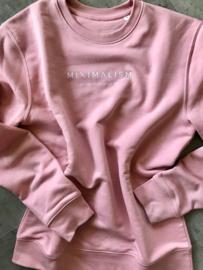 Minimalism | Baby Pink Unisex