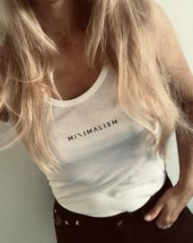 Minimalism Top | White or Black