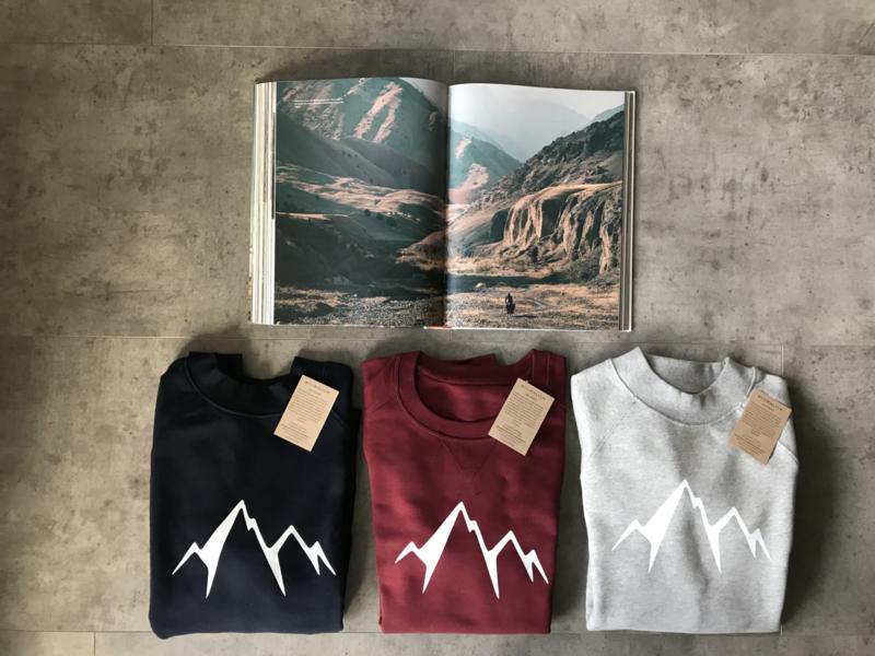 Dolomites Mountain Hoodie |  Kids