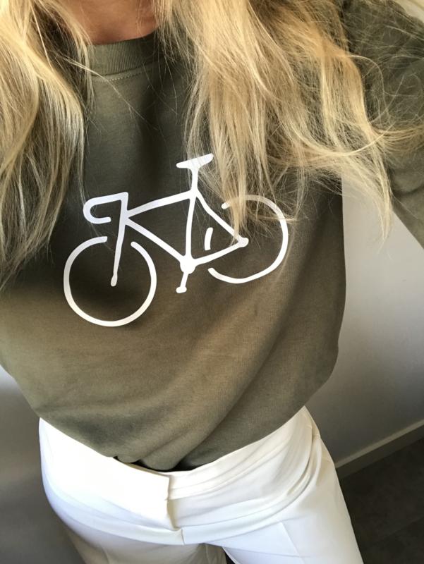 Bike | Khaki Green