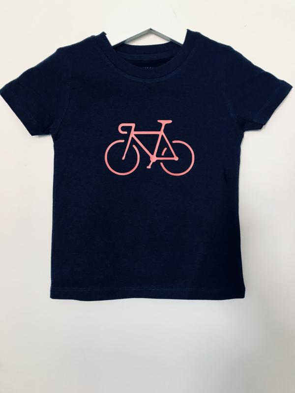 Organic Kids Cycling Edition | Dark Blue