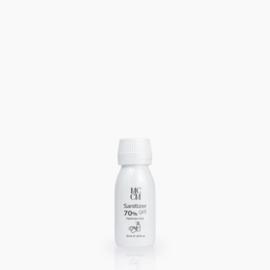 SANITIZER HYGIËNE GEL 50 ml - alcohol 70%