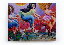 Sunny Bikers