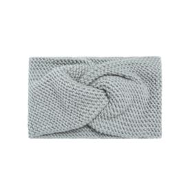 Haarband grijs