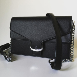 The City bag zwart