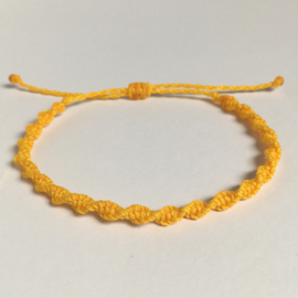 Tie the knot yellow