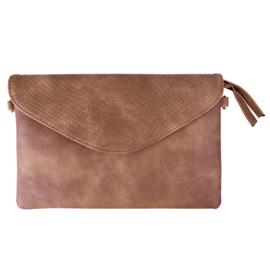 The SNAKE bag bruin
