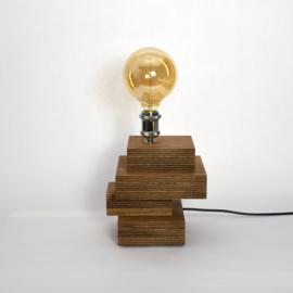 Tafellamp met retro fitting