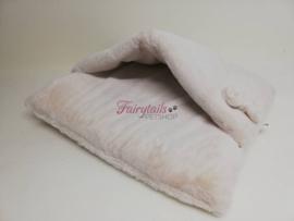 Trapetonne winter Creme plush