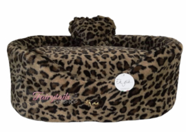 Eh Gia Plush bed Leopard
