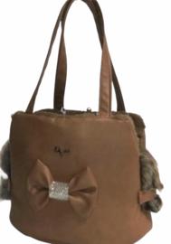 Eh Gia Fair Bag Camel