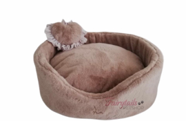 Eh Gia Plush bed old Pink