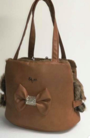 Eh Gia Fair Bag Camel