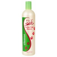PetSilk Tearless Puppy Shampoo