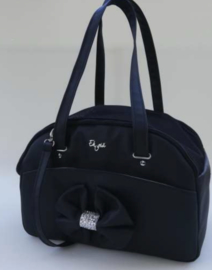 Eh gia Traveller bag / car carier black grey maat 2