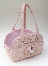 Eh Gia Traveller Bag/Car Carier Rose Payette maat 2