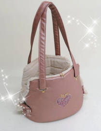 Eh Gia Fair Bag Creepy Pink