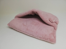 Trapetonne winter Pink plush