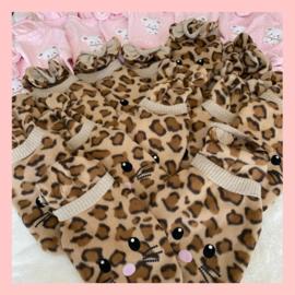 Leopard maat M