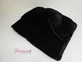 Trapetonne winter Black plush