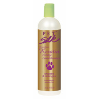 PetSilk Conditioner Brazilian Keratin