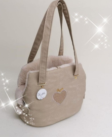 Eh Gia Fair Bag Beige