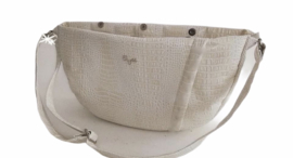 Walking Summer Bag mt 1 Croco Beige