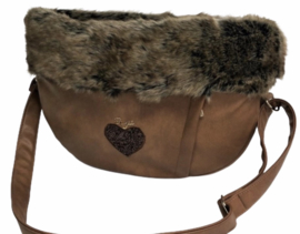 Walking Bag Winter Camel