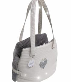 Eh Gia Fair Bag Aqua White
