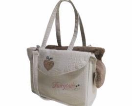 Eh Gia Passenger Bag Croco Plush langere hengsels